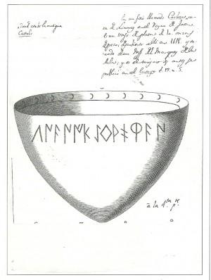 Angustia.Vaso de Kastilo.